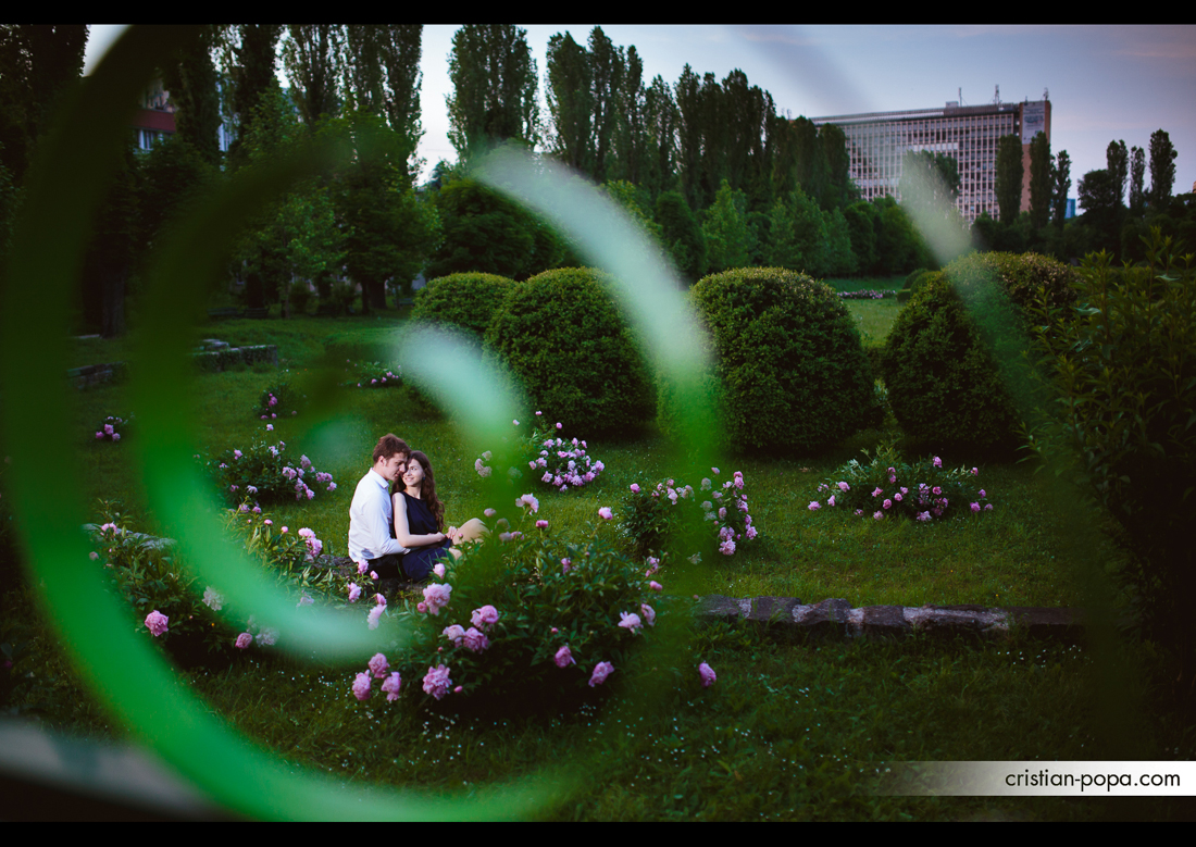 Magda si Alex – engagement
