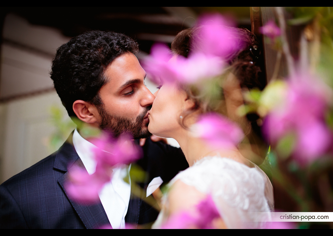 Georgiana & Yakir – Small wedding