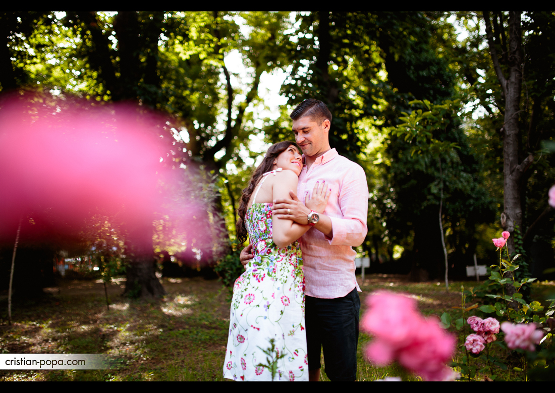 Andreea si Claudiu - bebe (2)
