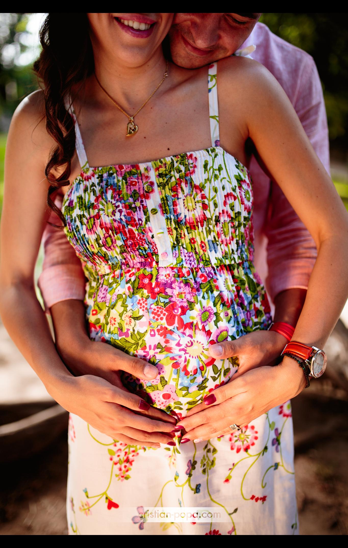 Andreea si Claudiu - bebe (6)