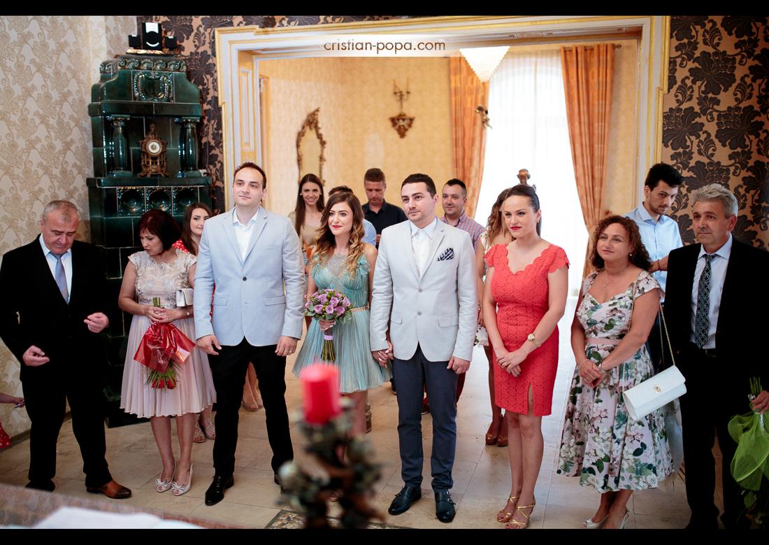 Mihaela & Adrian - Wedding  (13)