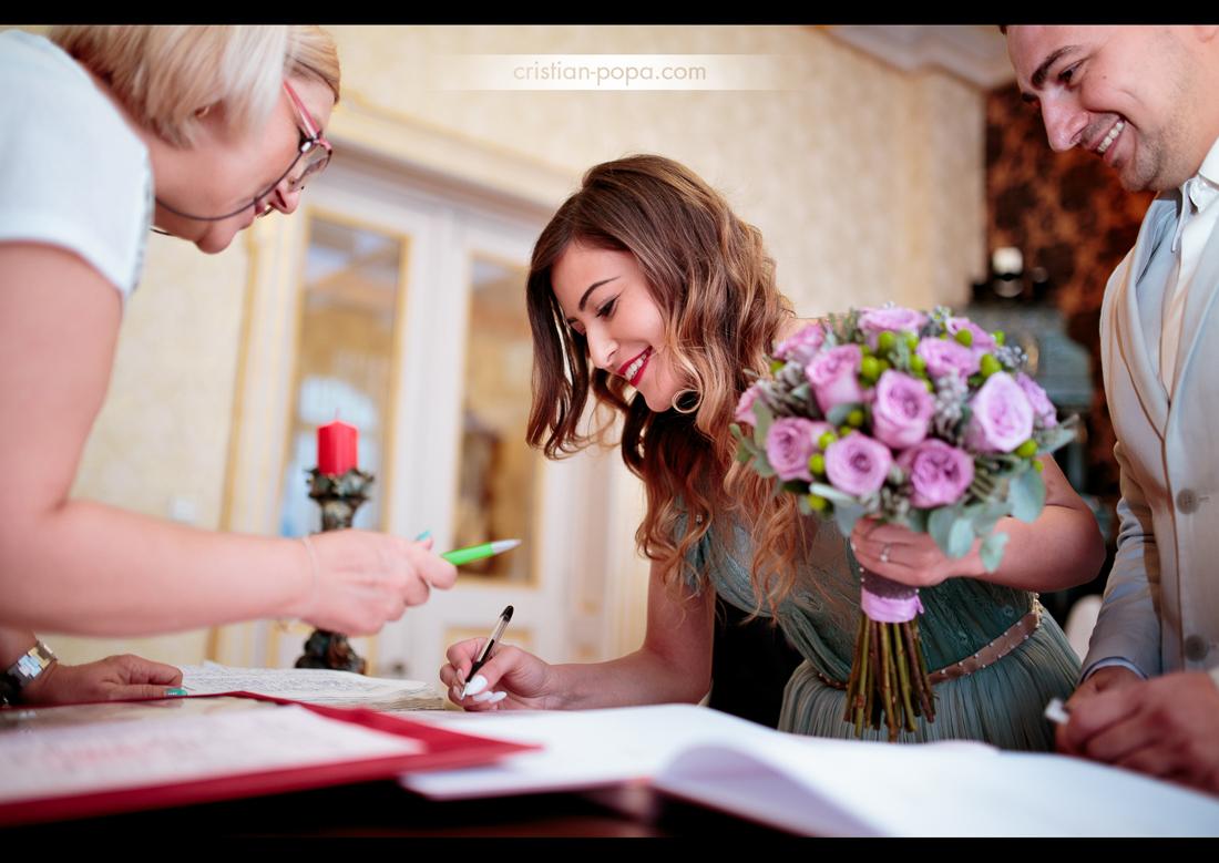Mihaela & Adrian - Wedding  (15)